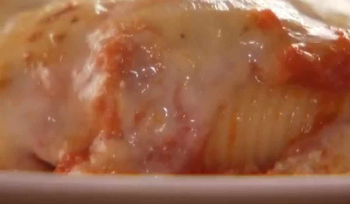 Recette:  Coquilles farcies.