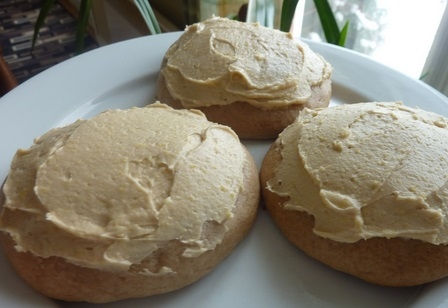 Recette - Galettes blanches de ma grand-maman
